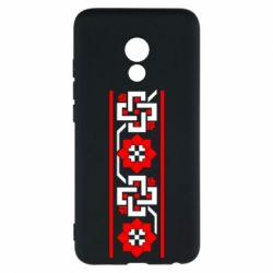 Чехол для Meizu Pro 6 Украiiнський орнамент - FatLine