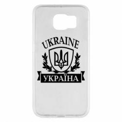 Чехол для Samsung S6 Україна ненька