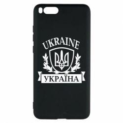 Чехол для Xiaomi Mi Note 3 Україна ненька