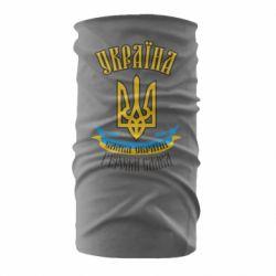 Бандана-труба Україна! Слава Україні!