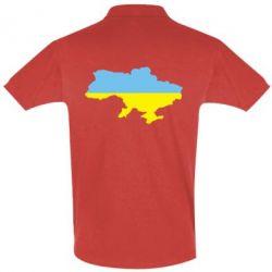Футболка Поло Украина - FatLine