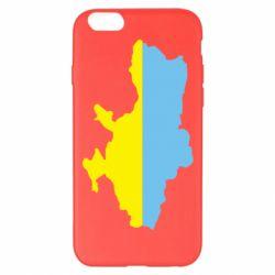 Чехол для iPhone 6 Plus/6S Plus Украина - FatLine
