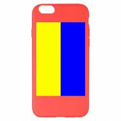 Чехол для iPhone 6 Plus/6S Plus УКРАИНА