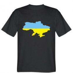Мужская футболка Украина - FatLine