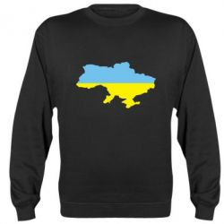 Реглан (свитшот) Украина - FatLine