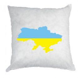 Подушка Україна - FatLine