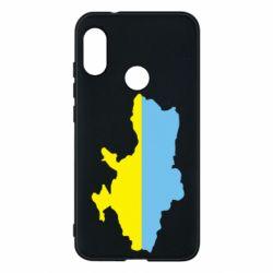 Чехол для Mi A2 Lite Украина - FatLine