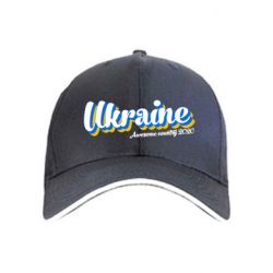 Кепка Ukraine  awesome country 2020