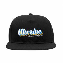 Снепбек Ukraine  awesome country 2020