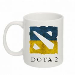 Кружка 320ml Ukraine Dota Team