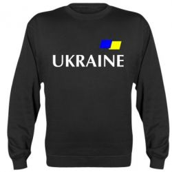 Реглан (свитшот) UKRAINE FLAG - FatLine
