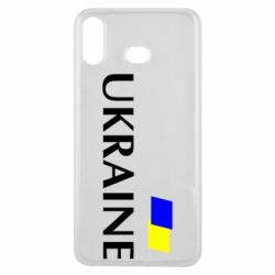 Чехол для Samsung A6s UKRAINE FLAG