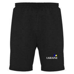 Мужские шорты UKRAINE FLAG
