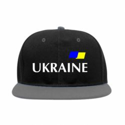 Снепбек UKRAINE FLAG - FatLine