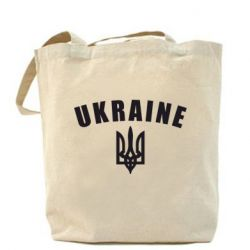 Сумка Ukraine + герб - FatLine