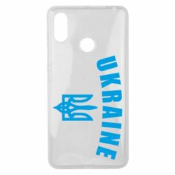 Чохол для Xiaomi Mi Max 3 Ukraine + герб