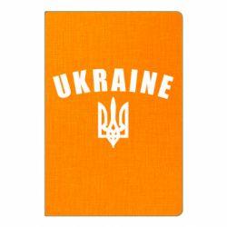 Блокнот А5 Ukraine + герб