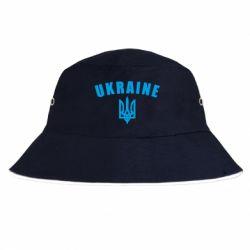 Панама Ukraine + герб