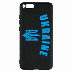 Чохол для Xiaomi Mi Note 3 Ukraine + герб