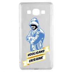 Чохол для Samsung A5 2015 Ukraine Hooligans