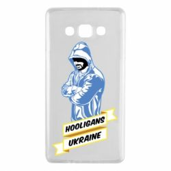 Чохол для Samsung A7 2015 Ukraine Hooligans