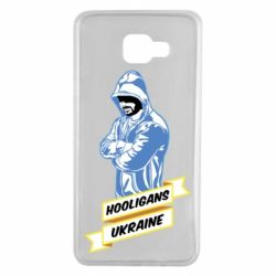 Чохол для Samsung A7 2016 Ukraine Hooligans