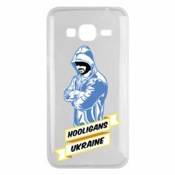 Чохол для Samsung J3 2016 Ukraine Hooligans