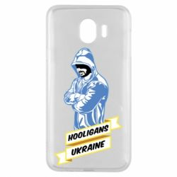 Чохол для Samsung J4 Ukraine Hooligans