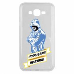 Чохол для Samsung J7 2015 Ukraine Hooligans