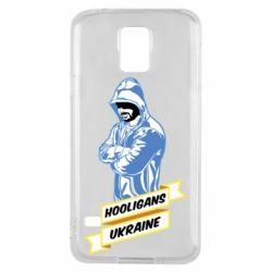 Чохол для Samsung S5 Ukraine Hooligans