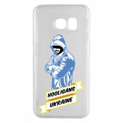 Чохол для Samsung S6 EDGE Ukraine Hooligans
