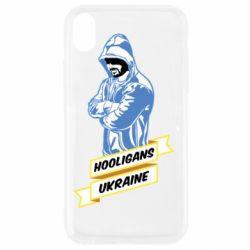 Чохол для iPhone XR Ukraine Hooligans