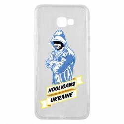 Чохол для Samsung J4 Plus 2018 Ukraine Hooligans