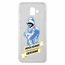 Чохол для Samsung J6 Plus 2018 Ukraine Hooligans