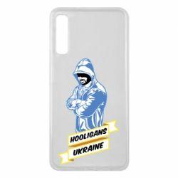 Чохол для Samsung A7 2018 Ukraine Hooligans