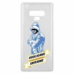 Чохол для Samsung Note 9 Ukraine Hooligans
