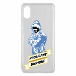 Чохол для Xiaomi Mi8 Pro Ukraine Hooligans