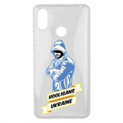 Чохол для Xiaomi Mi Max 3 Ukraine Hooligans
