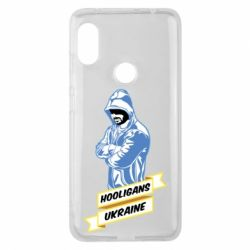 Чохол для Xiaomi Redmi Note Pro 6 Ukraine Hooligans
