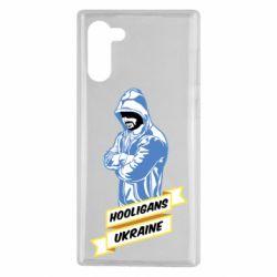 Чохол для Samsung Note 10 Ukraine Hooligans