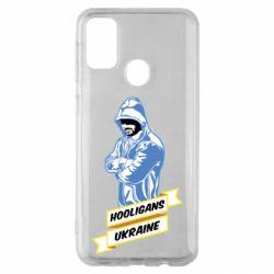 Чохол для Samsung M30s Ukraine Hooligans