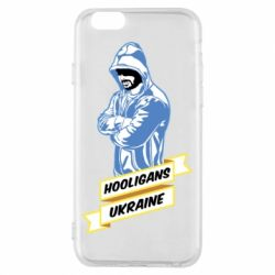 Чохол для iPhone 6/6S Ukraine Hooligans