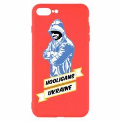 Чохол для iPhone 8 Plus Ukraine Hooligans