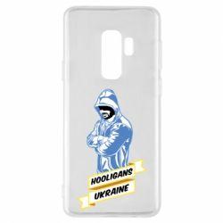 Чохол для Samsung S9+ Ukraine Hooligans
