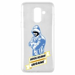 Чохол для Samsung A6+ 2018 Ukraine Hooligans