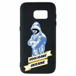 Чохол для Samsung S7 Ukraine Hooligans