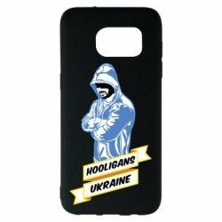Чохол для Samsung S7 EDGE Ukraine Hooligans