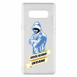 Чохол для Samsung Note 8 Ukraine Hooligans