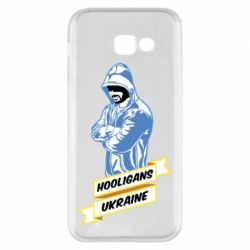 Чохол для Samsung A5 2017 Ukraine Hooligans