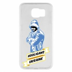 Чохол для Samsung S6 Ukraine Hooligans